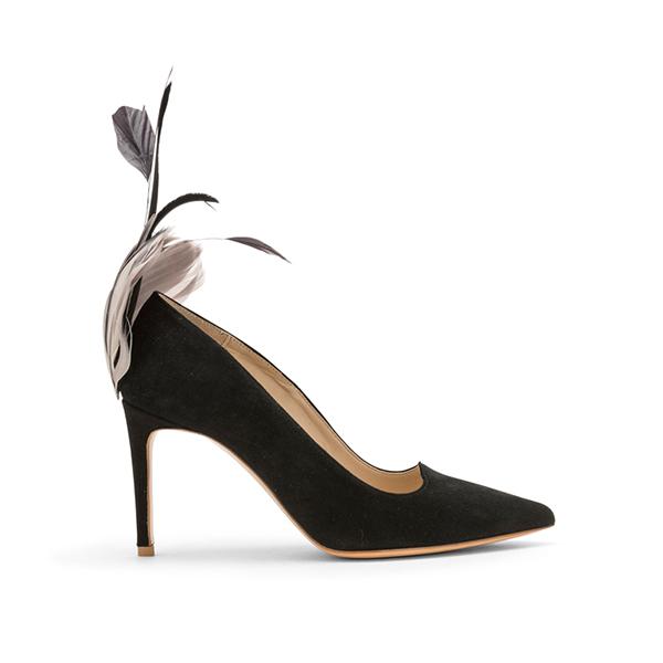 foto per ecommerce scarpa col tacco di lusso