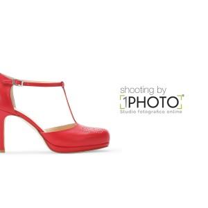 Foto prodotto di calzature per eCommerce - by 1PHOTO